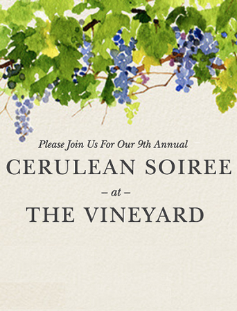 Cerulean Soiree at the Vineyard
